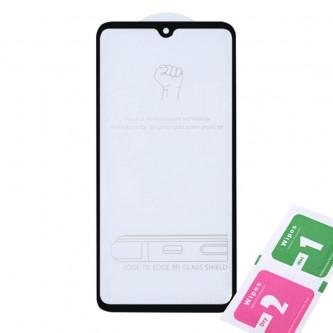 Защитное стекло (Полное покрытие) для Huawei Mate 20 Черное