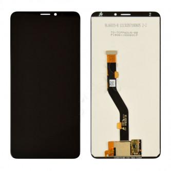 Дисплей для Meizu Note 8 в сборе с тачскрином Черный