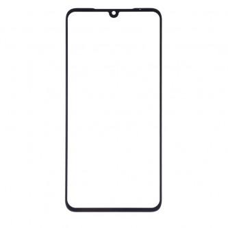 Стекло (для замены / переклейки) Xiaomi Mi 9 Черное