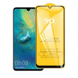 Защитное стекло (Полное покрытие) для Huawei Y5 2019 / Honor 8S Черное