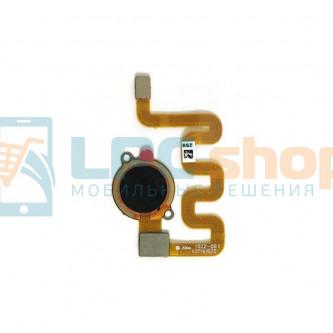 Шлейф для Xiaomi Mi A2 Lite / Redmi 6 Pro сканер отпечатка пальцев Черный
