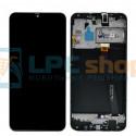 Дисплей для Samsung A10 A105 c рамкой Черный - Оригинал