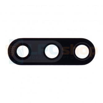 Стекло задней камеры ASUS Zenfone Max Pro M2 ZB631KL Черное