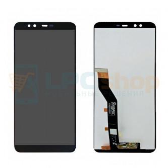 Дисплей Яндекс.Телефон в сборе с тачскрином Черный