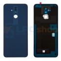 Крышка(задняя) Huawei Mate 20 Lite Синяя с линзой камеры