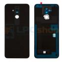 Крышка(задняя) Huawei Mate 20 Lite Черная с линзой камеры