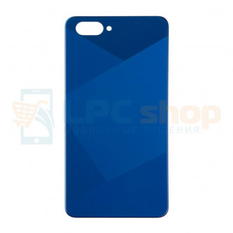 Крышка(задняя) OPPO A3s Синяя