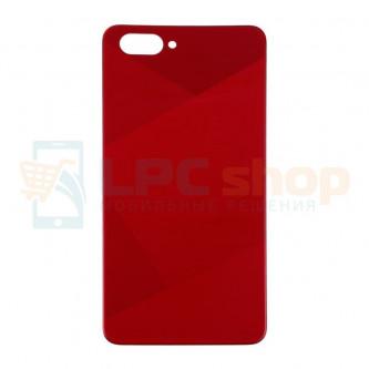 Крышка(задняя) OPPO A3s Красная