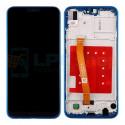 Дисплей для Huawei P20 Lite с тачскрином в рамке Синий