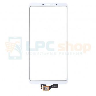 Тачскрин (сенсор) для Xiaomi Mi Max 3 Белый