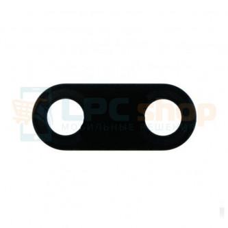 Стекло задней камеры Huawei P Smart Z Черное