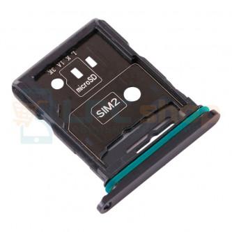Лоток сим карты и карты памяти OPPO Reno 10x Zoom Черный