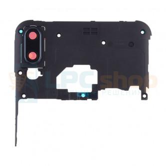Рамка материнской платы Huawei Y9 (2019) с линзой камеры
