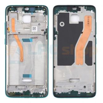 Рамка дисплея Xiaomi Redmi Note 8 Pro Зеленая