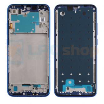 Рамка дисплея Xiaomi Redmi Note 8 Синяя
