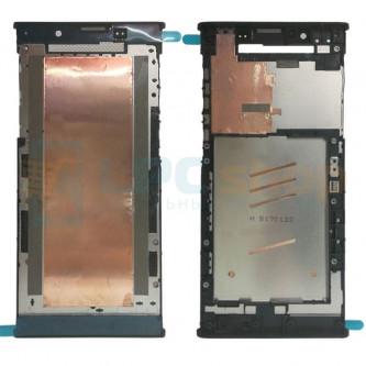 Рамка дисплея Sony Xperia L1 G3311 / L1 Dual G3312 Черная