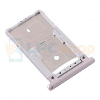 Лоток сим карты и карты памяти Asus Zenfone 3 Laser ZC551KL Серебро