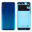 Крышка(задняя) для Xiaomi Redmi 7A Синий перелив (Twilight)