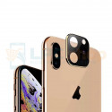 Защитное стекло для камеры iPhone X дизайн iPhone 11 Pro Золото