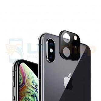 Защитное стекло для камеры iPhone X дизайн iPhone 11 Pro Черный