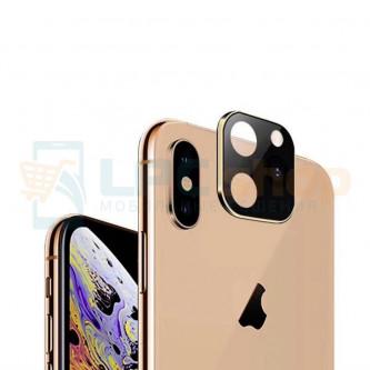 Защитное стекло для камеры iPhone Xr дизайн iPhone 11 Золото