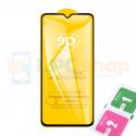 Защитное стекло (Полное покрытие) для Xiaomi Redmi Note 8 Pro Черное