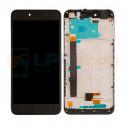 Дисплей Xiaomi Redmi Note 5A Pro / Prime с тачскрином в рамке Черный - Оригинал LCD