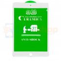Защитное стекло / пленка Ceramics для iPad 2 / 3 / 4 Белая Глянцевая