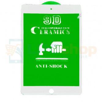 "Защитная пленка Ceramics для iPad Air / iPad Air 2 / iPad Pro 9.7"" Белая Глянцевая"