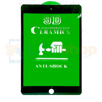 "Защитная пленка Ceramics для iPad Air / iPad Air 2 / iPad Pro 9.7"" Черная Глянцевая"