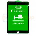 """Защитное стекло / пленка Ceramics для iPad Air / iPad Air 2 / iPad Pro 9.7"""" Черная Глянцевая"""