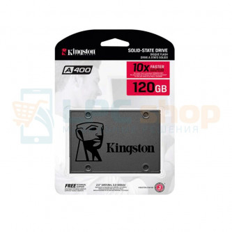 "SSD Kingston A400 120GB (SATA-III,R/W-500/320 MB/s,2.5"",TLC)"