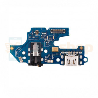 Шлейф разъема зарядки OPPO A1k / Realme C2 на микрофон