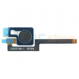 Шлейф Google Pixel 3 XL отпечатка пальцев Черный