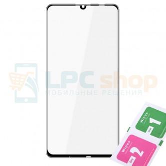 Защитное стекло (Полное покрытие) для Huawei Nova 5i Черное