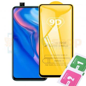 Защитное стекло (Полное покрытие) для Huawei P Smart Z / Honor 9X / Y9s Черное