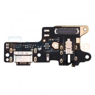 Шлейф разъема зарядки для Xiaomi Redmi 8 / Redmi 8A (плата) разъем гарнитуры и микрофон