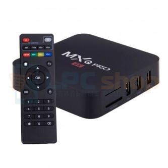 "Смарт-ТВ приставка (Android TV Box) ""MXQ PRO"" (AMLogic S905W / Android 7.1.2 / Wi-Fi / USB / HDMI / 1G/8Gb+MicroSD"