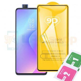 Защитное стекло (Полное покрытие) для Xiaomi Mi 9T / Mi 9T Pro / Redmi K20 / Redmi K20 Pro Черное