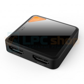 Сплитер 2 HDMI в 1 / 1 HDMI на 2