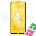 Защитное стекло (Полное покрытие) для Xiaomi Redmi Note 8T Черное