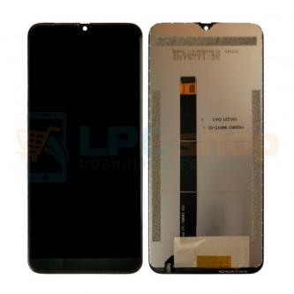 Дисплей Blackview A60 Pro с тачскрином Черный