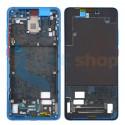 Рамка дисплея Xiaomi Mi 9T / Mi 9t Pro / Redmi K20 / K20 Pro Синяя