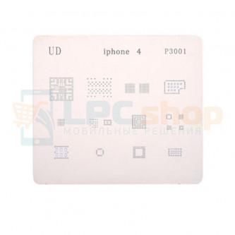 BGA трафарет для iPhone 4 (P3001)