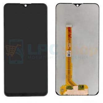 Дисплей Vivo Y91C в сборе с тачскрином Черный