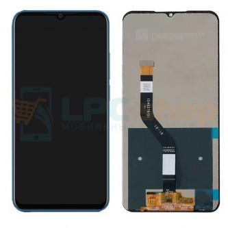 Дисплей Meizu Note 9 в сборе с тачскрином Черный