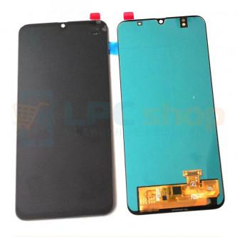 Дисплей для Samsung A50 A505F / A50S A507F в сборе с тачскрином Черный - OLED с регулировкой подсветки