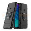 Защитный чехол - накладка для Huawei Honor 9X / P Smart Z / Y9 Prime (2019) Черный (с магнитом для держателя и кольцом)
