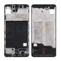 Рамка дисплея Samsung A51 A515F Черное