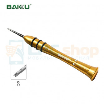 Отвертка BAKU BK-338 крестик для iPhone
